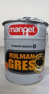 Manpet Rulman Otomatik Yağlama Gresi Nlgı 0 14 Kg