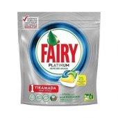 Fairy Platinum Limon Kokulu 25 Kapsül