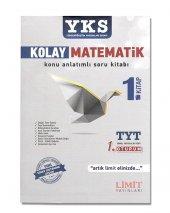 Tyt Kolay Matematik Soru Bankası 1