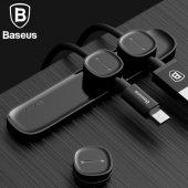 Baseus Peas Cable Clip Kablo Düzenleyici Organizer Acwdj