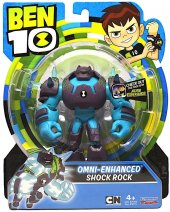 Ben 10 Omni Enhanced Shockrock Giochi Preziosi Orjinal