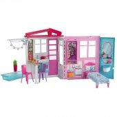 Barbie Nin Taşınabilir Portatif Evi