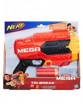 Nerf Mega Tribreak Hasbro Orjinal