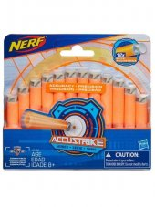 Nerf Accustrike 10 Lu Yumuşak Mermi Hasbro Orjinal
