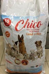 Chico Kuzu Etli Köpek Maması 15 Kg