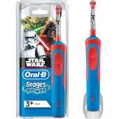 Oral B Stages Çocuklar İçin Şarj Edilebilir Diş Fırçası Star Wars
