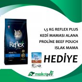 Reflex Plus Balıklı Yetişkin Kedi Maması 1,5 Kg