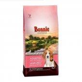 Bonnie Kuzu Etli Yetişkin Köpek Maması 2.5 Kg