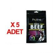 Profine Snack Biftekli Köpek Ödülü 80 Gr X 5 Adet...