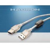 Hadron Hd4021 100 Usb M M Transparan Kablo 5 M