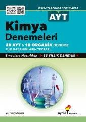 Aydın Yayınları Ayt Kimya Denemeleri