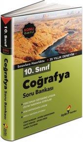 Aydın Yayınları 10. Sınıf Coğrafya Konu Özetli Soru Bankası