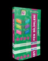 Yanıt Yayınları 6. Sınıf Fen Bilimleri Soru Bankası