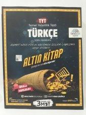 3 Mat Yayınları Tyt Türkçe Soru Bankası