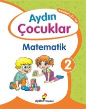 Aydın Yayınları Aydın Çocuklar Matematik 2 Anaokulu 5+ Yaş