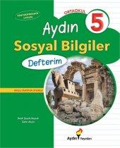 Aydın Yayınları Ortaokul 5 Aydın Sosyal Bilgiler Defterim