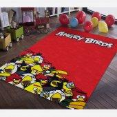 Merinos Halı Lisanslı Angry Birds Crow Çocuk Halısı 100x150