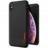 Vrs İphone Xs Max Single Fit Kılıf Black
