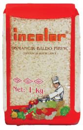 Inceler Osmancık Pirinç 1 Kg