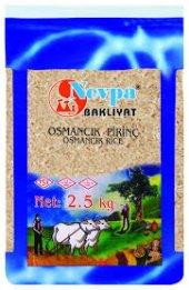 Nevpa Osmancık Pirinç 2,5 Kg