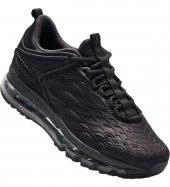L 6600 Siyah Airtube Bayan Spor Ayakkabı