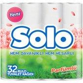 Solo Parfümlü Tuvalet Büyülü Düşler 32' Li