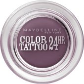 Maybelline New York Color Tattoo 24h Creamy Mat Göz Farı 97 Vin