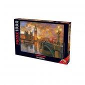 1023 Londrada Günbatımı Puzzle Anatolian
