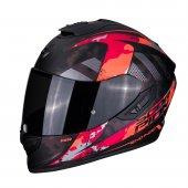 Scorpion Exo 1400 Air Sylex Kapalı Motosiklet Kaskı (Mat Siyah Kı