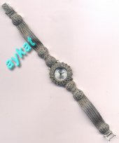 Sat 21 Gümüş Bayan Saat