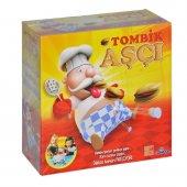 Tombik Aşçı Lisanslı Kutu Oyunu