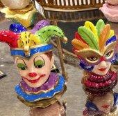 Sadehomedecor Lucky Art Clown Tuzluk Biberlik Seti