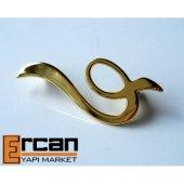 96mm Dima Altın Sarı Mobilya Kulp Çekmece Dolap Kulpu