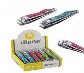 Diana 1004 Büyük Renkli Tırnak Makası