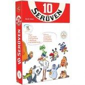 2. Sınıf 5 Renk 10 Serüven (10 Kitap)