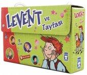 Levent Ve Tayfası 01 Set 5 Kitap Takım