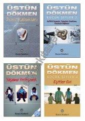 Küçük Şeyler Üstün Dökmen 4 Kitap Set