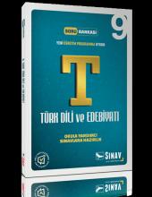 Sınav 9.sınıf Türk Dili Ve Edebiyatı Soru Bankası