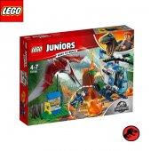 Lego Juniors Pteranodon Kaçışı Eğitici Zeka Geliştiren Oyuncak