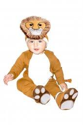 Aslan Kostümü Bebek Kıyafeti