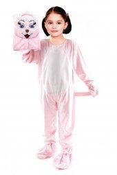 Kedi Kostümü Çocuk Kıyafeti