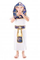 Mısır Kralı Çocuk Kostümü