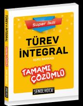 şenol Hoca Türev & İntegral (Tamamı Çözümlü) Soru Bankası