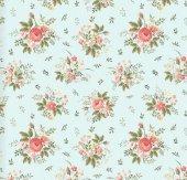 Floral Collection 5063 Yerli Çiçekli Duvar Kağıdı