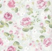 Floral Collection 5102 Çiçek Desenli Duvar Kağıdı