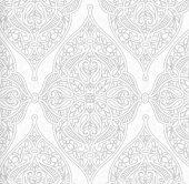 Classic Collection 4355 Yerli Damask Desen Duvar Kağıdı