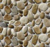 Stone And Wood 6004 Taş Görünümlü Duvar Kağıdı