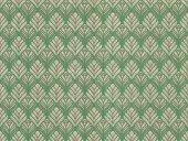 Via Della Seta M5622 Yaprak Motifli İtalyan Duvar Kağıdı
