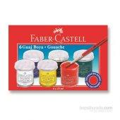 Faber Castell Guaj Boya 6 Renk (5170160400)