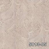 Retro 5013 05 Çiçek Motifli Duvar Kağıdı